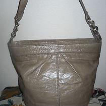 Hobo International Leather Bag Shoulder Bag Purse  Photo
