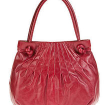 Hobo International Maranda Handbag/tote Bag Wine/red Vi-3641 Photo