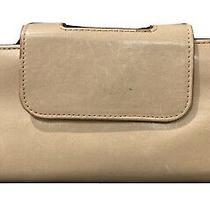 Hobo International Nancy Leather Wristlet Clutch Wallet Photo
