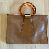 Hobo International Tan Leather Clutch Photo