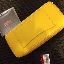 Hobo International Wallet Clutch Yellow Leathersku 0020293173909 Photo