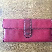 Hobo International Wallet Red Photo