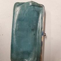 Hobo Lauren Grenadine Leather  Double Framed Wallet Photo