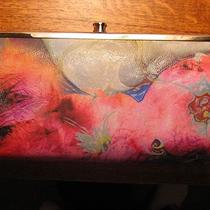 Hobo Lauren Wallet Painted Floral Vi-3385paif Photo