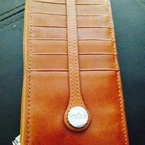 Hobo Leather Wallet Tan Photo