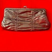 Hobo Nwt Silver Wristlet/clutch With Dustbag Photo
