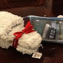 Holiday Gift Pack Old Navy Slippers and Pedicure Set Gr8 Gift Brand New W Tags Photo