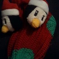 Holiday Singing Socks Penguin S/m by Avon Photo