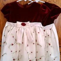 Holiday Sister Dresses Toddler Photo