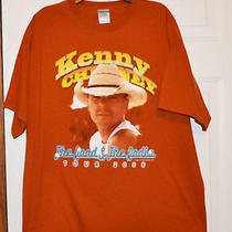 Hollister Co. Kenny Chesney 2010 the Road & the Radio Shirt Sz Xl Short Sleeve Photo