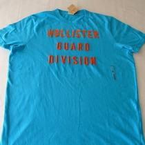 Hollister - Guard Division (Men T-Shirt - Xl)  Photo