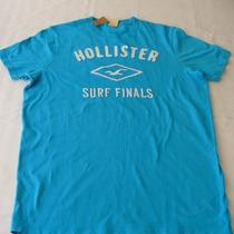 Hollister - Surf Finals (Bird)(Men T-Shirt - Xl)  Photo