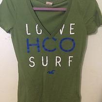 Hollister Surf Hco Women's Tee Size S Photo