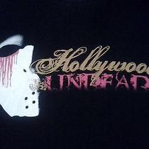 Hollywood Undead Mask Band Tee Shirt Hot Topic Rock/rap S/m - Vintage Rare   Photo