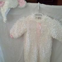 Homemade Lamb Costume Photo