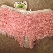 Honeydew Women's Sexy Pink Lace Panties Sz. M Nwt Photo