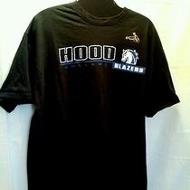 Hood College Mens T Shirt Blazers With Embroidered Spurs Xl  Photo