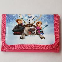 Hot Disney Cartoon Fantasy Frozen Purses Wallets Children Gifts Multi Color 1 Photo