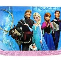 Hot Disney Cartoon Fantasy Frozen Purses Wallets Children Gifts Multi Color 5 Photo