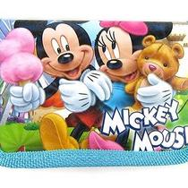 Hot Disney Cartoon Fantasy Frozen Purses Wallets Children Gifts Multi Color 16 Photo