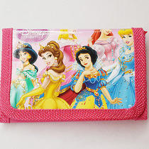 Hot Disney Cartoon Fantasy Frozen Purses Wallets Children Gifts Multi Color 8 Photo