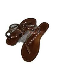 Hot Express Womens Wedge Sandals Size 9 Photo