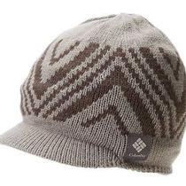 Hot Head Columbia Unisex Diamond Heat Beanie Visor Hat  Photo