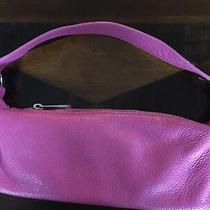Hot Pink Express Purse Leather Photo