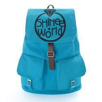 Hot Sale Exo Super Junior Bigbang 2pm G-Dragon Canvas School Bag Backpack Kpop Photo
