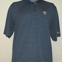 Hot Springs Golf Club Large Golf Shirt Polo Under Armour Free s&h Photo