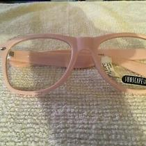 Hot Topic-Sunscape Ladies Sunglasses Light Tint(blush Pink) Nwt Photo
