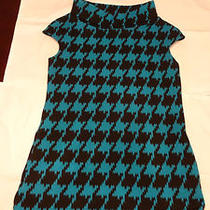 Houndstood Turtle Neck Dress Size Xs Photo