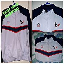 Houston Texans Nfl Reebok Onfield Jacket 3xl Track Top Photo