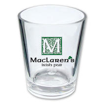 How I Met Your Mother Maclarens Irish Pub Shot Glass Photo