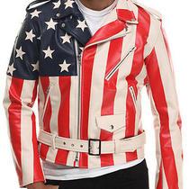 Hudson American Flag Jacket Photo