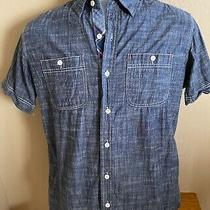 Hudson and Barrow Mens Short Sleeve Shirt Size Small Photo