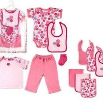 Hudson Baby 12-Piece Gift Collection  Rose Photo