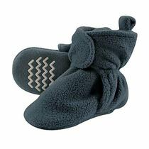 Hudson Baby Unisex Cozy Fleece Booties Coronet Blue 18-24 Months Photo