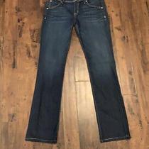 Hudson Beth Baby Bootcut Jeans Sz 30 Nwot  Photo