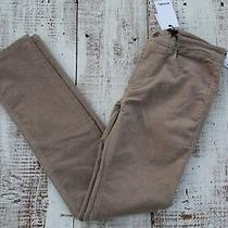 Hudson Big Kids Boys Size 10 14 Corduroy Pants Straight Leg Beige New Photo