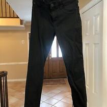 Hudson Black Ankle Krista Jeans Women Size 29 Photo