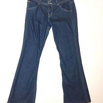 Hudson Bootcut Jeans Size 29 Medium Wash Blue - Inseam 28 Photo