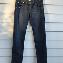 Hudson Collin Flap Skinny Jeans Size 27 Photo