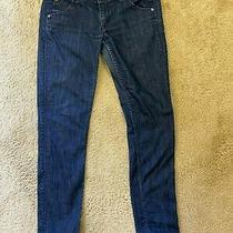 Hudson Collin Flap Skinny Women Jeans Size 27 Photo