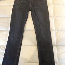 Hudson Collin Skinny 12 Inch Leg Opening 25 Blue Jeans Photo