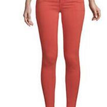 Hudson Coral Skinny Jeans Size 25 Photo