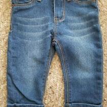 Hudson Cuffed Stretch Capri Denim Jeans Girls Size 3t Photo
