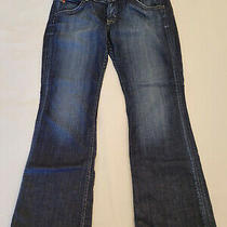Hudson Dark Wash Jeans Style Wp171dha Size 32 Photo