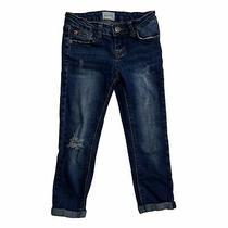 Hudson Distressed Jeans Girls Sz 6 Photo