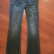 Hudson Flap Pocket Well Worn/holes in a Sz 28 Photo